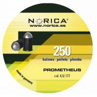 Norica Prometheus 4,5mm Pellets - 250pcs