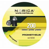 Norica Prometheus 5,5mm Pellets - 200pcs