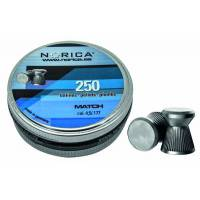 Norica Match 4,5mm Pellets - 250pcs