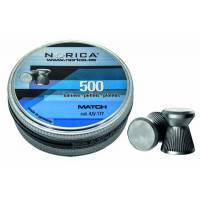 Norica Match 4,5mm Pellets - 500pcs