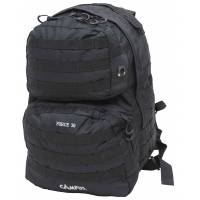 Campus Force 30L Backpack - Black