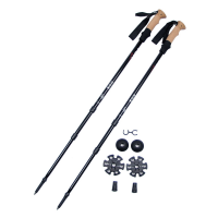 MFH Trekking Poles Cork Handle