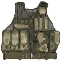 MFH USMC Tactical Vest - A-Tacs FG