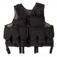 MFH Tactical Vest - Black