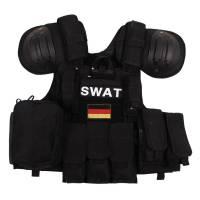 MFH Combat Modular Vest - Black