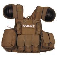 MFH Combat Modular Vest - Coyote