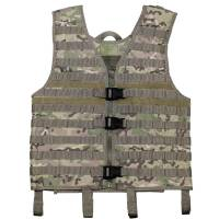 MFH Molle Light Modular Vest - Multicam