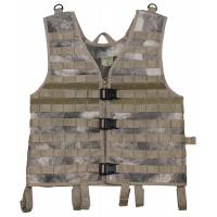 MFH Molle Light Modular Vest - A-Tacs