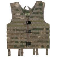 MFH Molle Light Modular Vest - A-Tacs FG