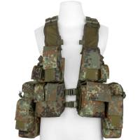 MFH South African Tactical Vest - Flecktarn
