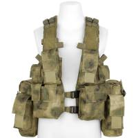 MFH South African Tactical Vest - A-Tacs FG