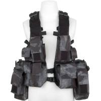 MFH South African Tactical Vest - A-Tacs LE