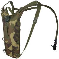 MFH Hydration Backpack Extreme - Woodland