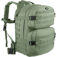 MFH Assault II 40L Backpack - Foliage