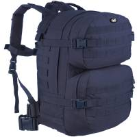 MFH Assault II 40L Backpack - Dark Blue
