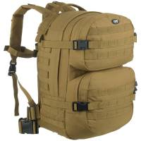 MFH Assault II 40L Backpack - Coyote