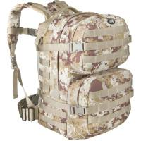 MFH Assault II 40L Backpack - Vegetata Desert