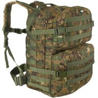 MFH Assault II 40L Backpack - Marpat