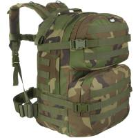 MFH Assault II 40L Backpack - Woodland