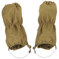 MFH Gaiters w/ Zipper & Wire - Coyote