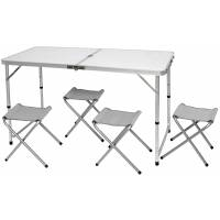 Campus Τραπέζι Αναδιπλούμενο Αλουμινίου