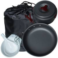 MFH Mess Kit Aluminium Anodized I