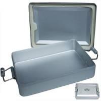 MFH Waterproof Aluminium Box 13,3x9,2x3,4cm