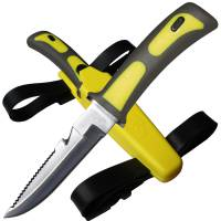 MFH Diving Knife w/ Leg Holster