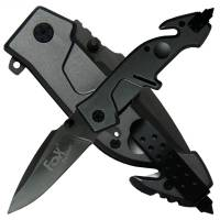 MFH Jack Knife w/ Belt Cutter