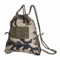 Mil-Tec Hextac Sports Bag - Woodland