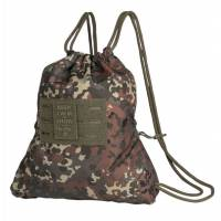 Mil-Tec Hextac Sports Bag - Flecktarn