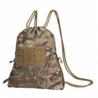 Mil-Tec Hextac Sports Bag - Multicam