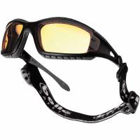 Bolle Tracker Safety Spectacles - Yellow