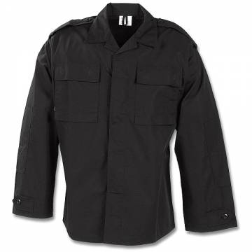 Pentagon BDU Shirt (Rip-stop) Black