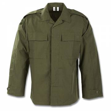 Pentagon BDU Shirt (Rip-stop) Olive Drab