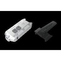 Nitecore Tip 2017 Rechargable Silver - 360 Lumens
