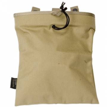 Molle Belt Dump Pouch (Tan)