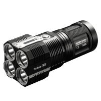 Nitecore Tiny Monster TM28 + 4X18650 - 6000 Lumens