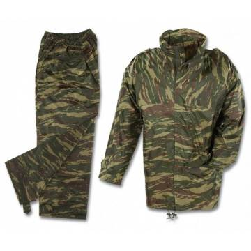 Pentagon Dutch Style Rain Suit - Greek Lizard
