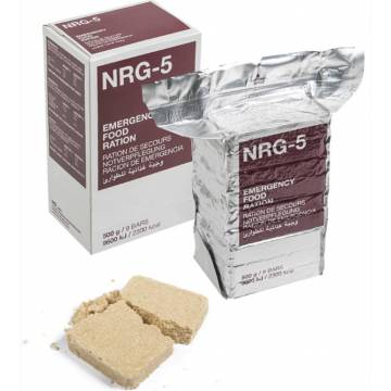 MSI NRG-5 Emergency Food Ration 500g