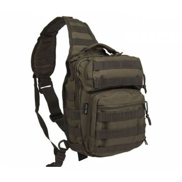 Mil-Tec One Strap Assault Pack - Olive