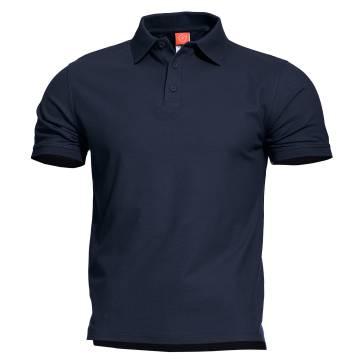 Pentagon Aniketos Polo T-Shirt - Blue