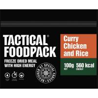 Tactical Foodpack Curry Chicken and Rise