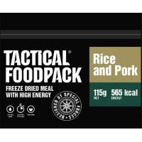 Tactical Foodpack Pork and Rise