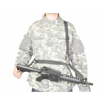 Swiss Arms Three Point Sling (Black)