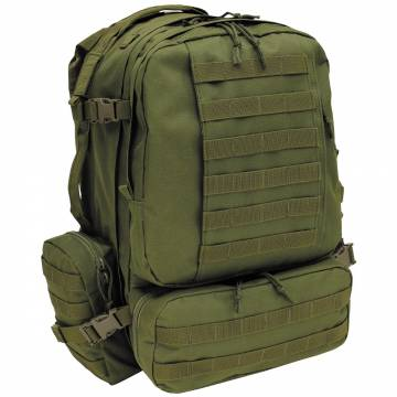 MFH IT Tactical Modular 45L Backpack - Olive