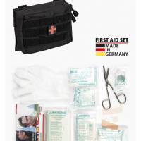 Mil-Tec First Aid Leina Pro. 25pcs Small  - Black