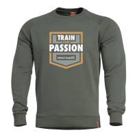Pentagon Hawk Sweater - Camo Green