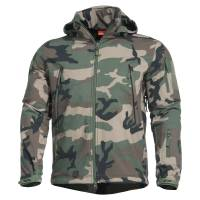 Pentagon Artaxes Softshell Jacket Level V - Woodland