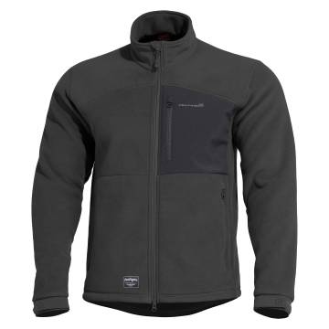 Pentagon Athos Double Micro Fleece Jacket - Black
